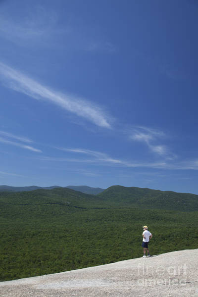 Photograph - Mt. Pemigewasset by Jim West