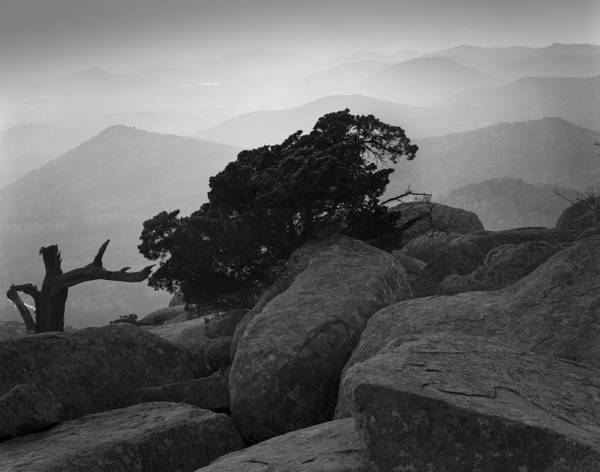 Photograph - Mt. Scott Vista by Richard Smith