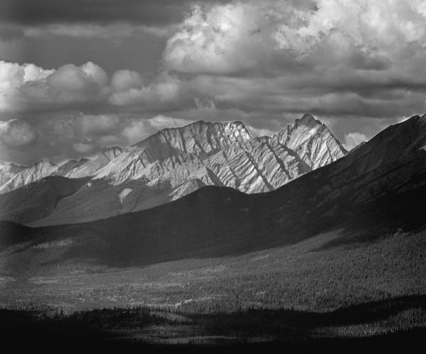 Photograph - Mt. Selkirk by Ed  Cooper Photography