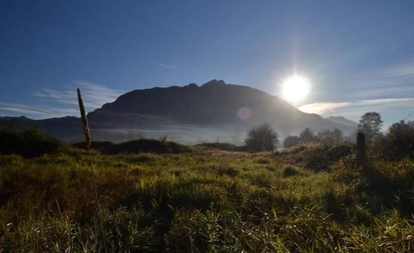 Meadowbrook Photograph - Mt. Si Morning by Derek Young