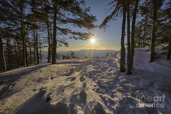 Photograph - Mt Tecumseh - Waterville Valley New Hampshire by Erin Paul Donovan
