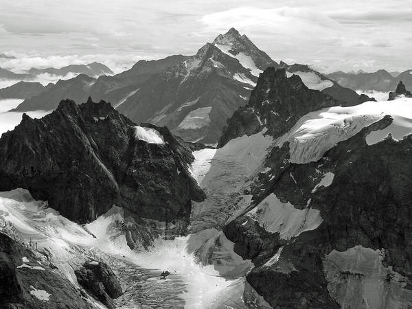 Photograph - Mt. Titlis by Russell Todd