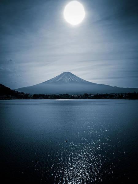 Japanese Culture Photograph - Mt.fuji & Kawaguchi Lake by Torne uttenai