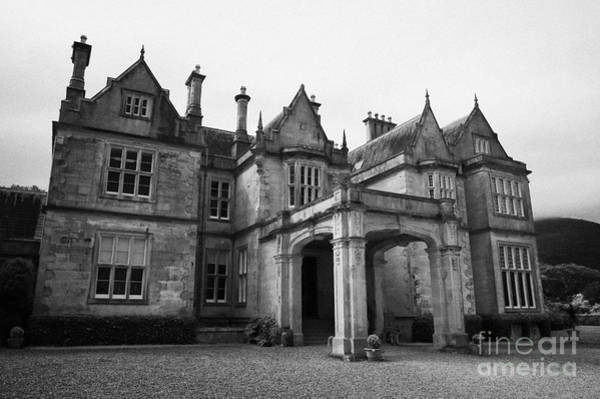 Gaelic Photograph - Mucross House Near Muckross Abbey Killarney County Kerry Ireland by Joe Fox