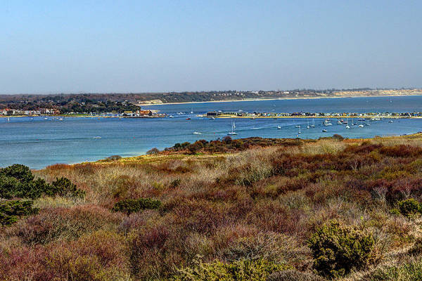 Nikon D5000 Photograph - Mudeford Harbour by Chris Day