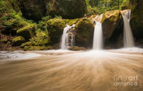 Wall Art - Photograph - Mullerthal Waterfall by Maciej Markiewicz
