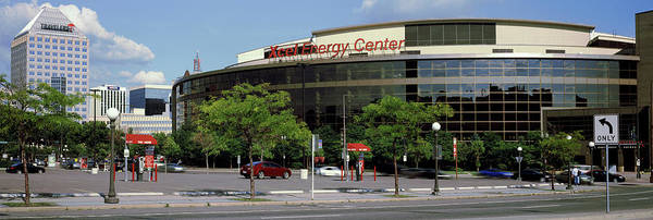 Wall Art - Photograph - Multi-purpose Arena In A City, Xcel by Panoramic Images
