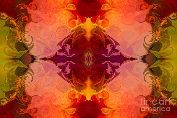 Digital Art - Multilayered Realities Abstract Pattern Artwork By Omaste Witkow by Omaste Witkowski
