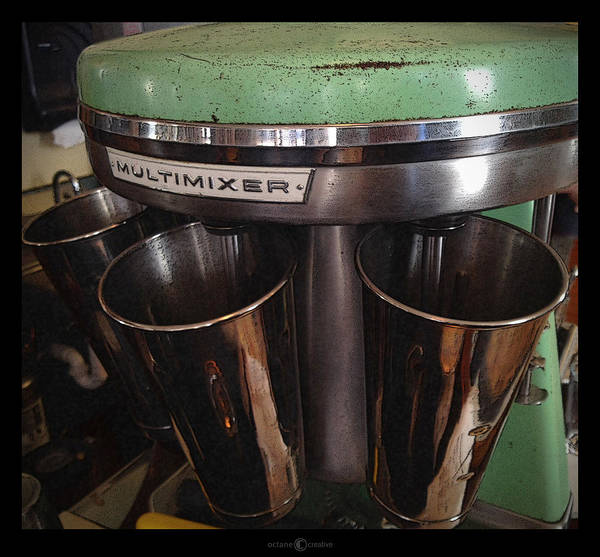 Photograph - Multimixer by Tim Nyberg