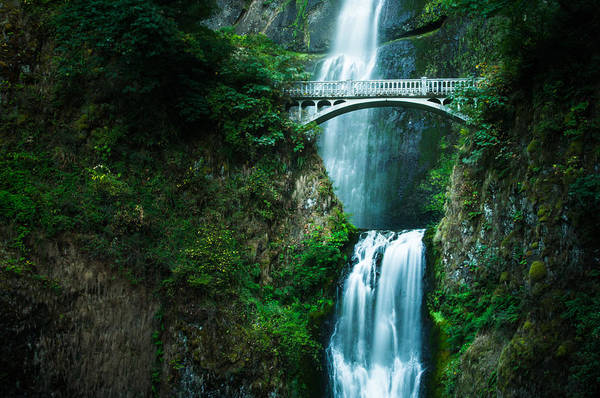 Photograph - Multnomah Abbreviated by Brian Bonham