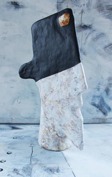 Enamel Wall Art - Mixed Media - Mum No.12 Bandido No. 1 by Mark M  Mellon