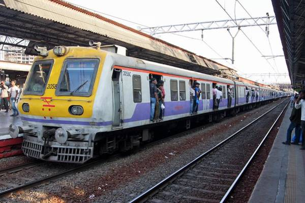 Commuter Rail Wall Art - Photograph - Mumbai Train by Mark Williamson