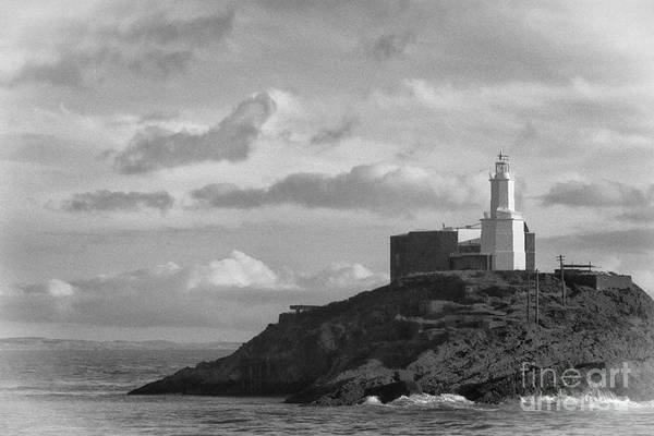 Photograph - Mumbles Lighthouse by Paul Cowan