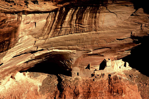 Wall Art - Photograph - Mummy Cave Ruin by Paul W Faust -  Impressions of Light