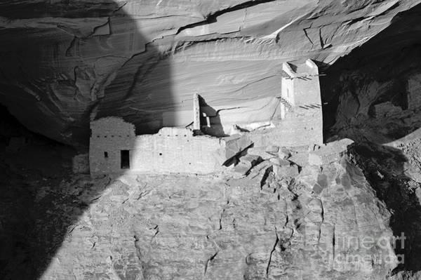 Spider Rock Photograph - Mummy House by Jim Chamberlain