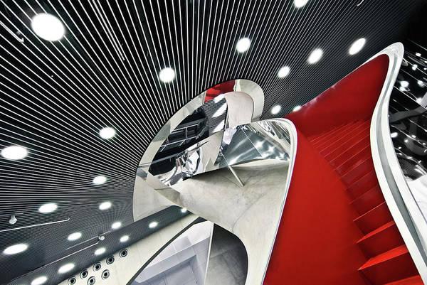 Interior Photograph - Mumuth by Dragan Jovancevic