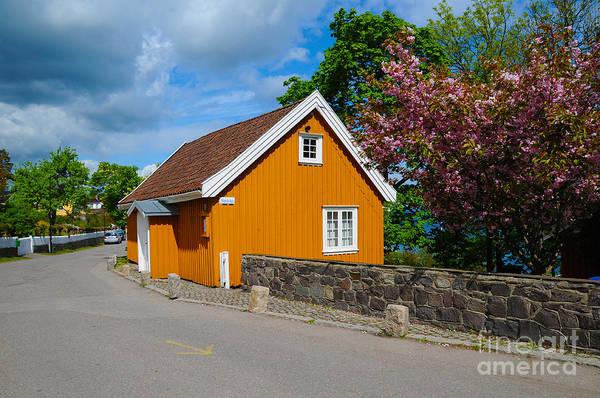 Photograph - Munch's House by Randi Grace Nilsberg