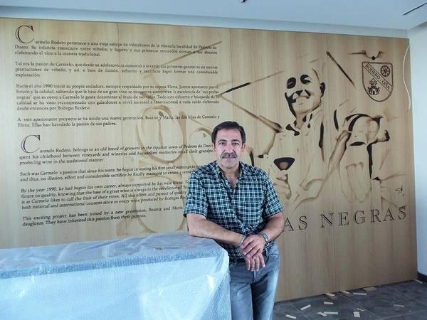 Pirografia Wall Art - Pyrography - Mural by Juan Carlos Gonzalez