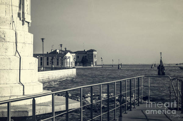 Photograph - Murano From The Dock by Prints of Italy