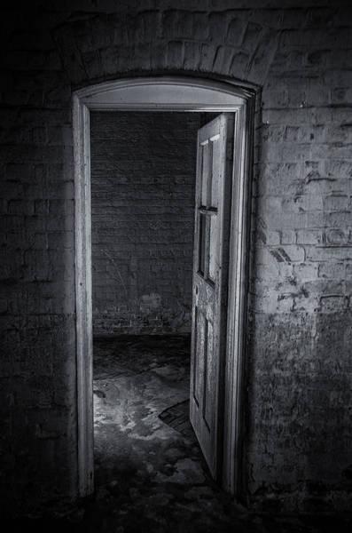 Bath Room Wall Art - Photograph - Murder Mystery by Nigel Jones