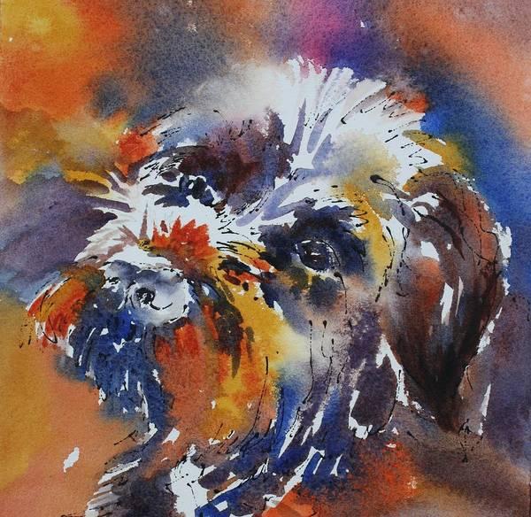 Painting - Murphy Man by Tara Moorman