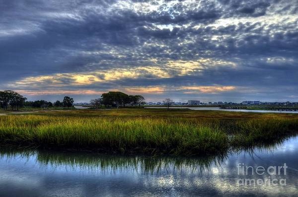 Photograph - Murrells Inlet Morning 3 by Mel Steinhauer