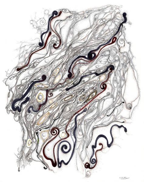 Painting - Muscularity by Regina Valluzzi
