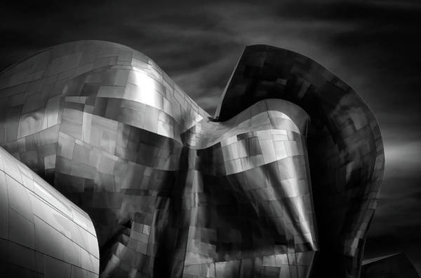 Wall Art - Photograph - Museum Of Pop Culture, Seattle by Gary E. Karcz