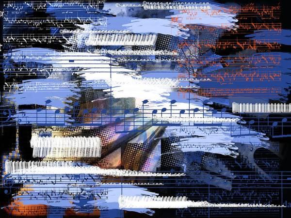 Music From Ama Art Print