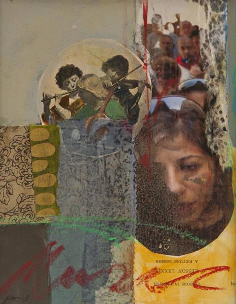 Mixed Media - Music by Jillian Goldberg