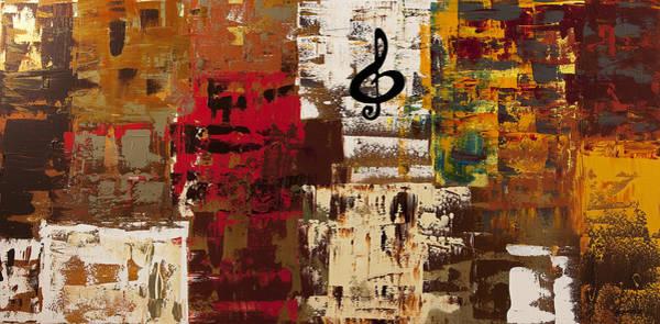 Music World Tour Art Print