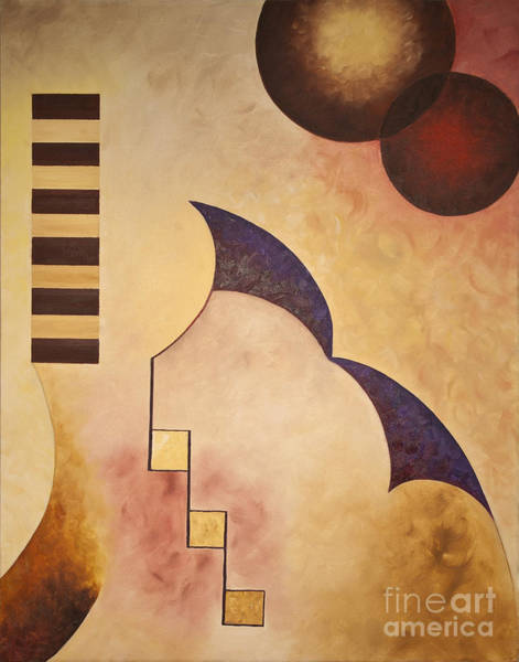 Painting - Musical Journey II by Teri Brown