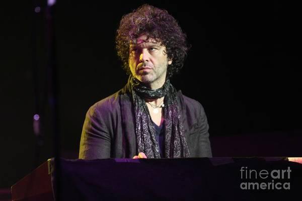 Waterbury Photograph - Musician Doyle Bramhall by Concert Photos