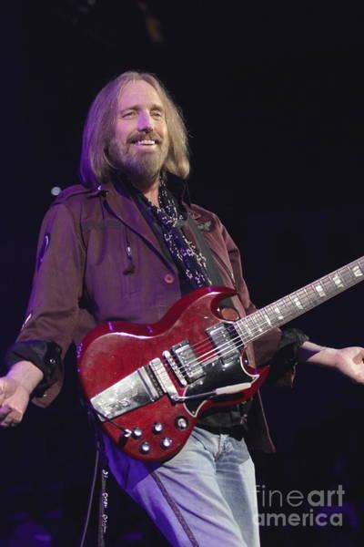 Wall Art - Photograph - Musician Tom Petty  by Concert Photos