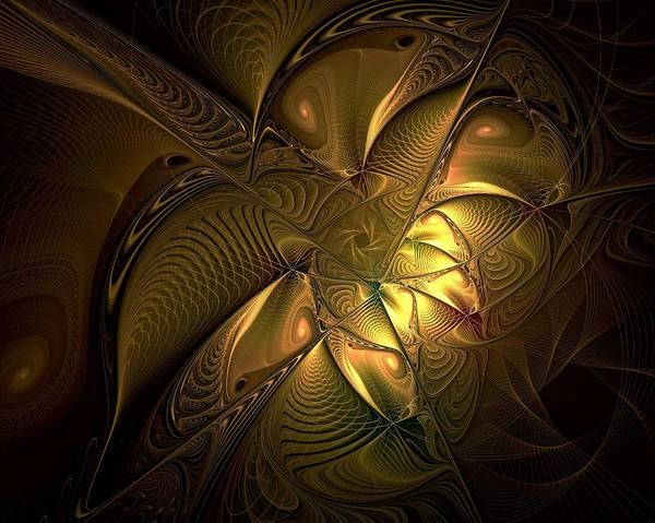 Digital Art - Musing by Amanda Moore