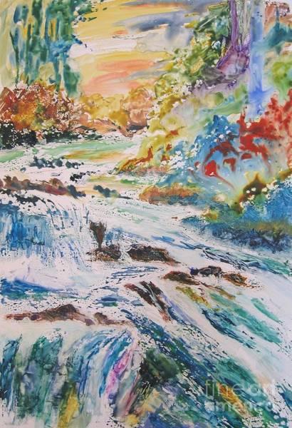 Muskoka Stream Art Print