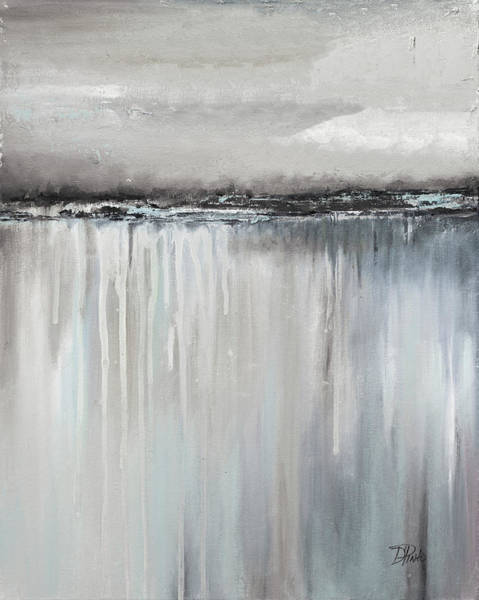 Paysage Painting - Muted Paysage I by Patricia Pinto