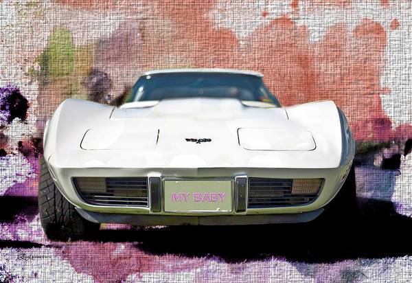Photograph - My Baby - Featured In Vehicle Enthusiasts Group by Ericamaxine Price