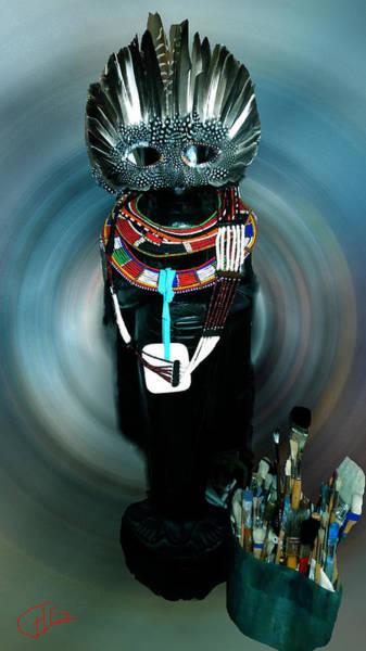 Photograph - My Best  Mahu Friend  by Colette V Hera  Guggenheim