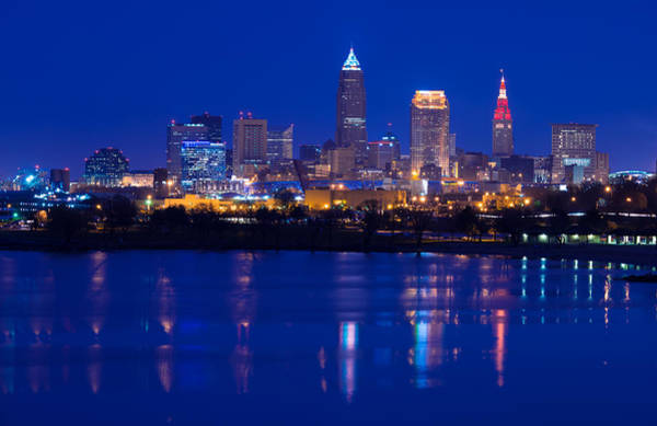 Photograph - My Blue Cleveland by Clint Buhler
