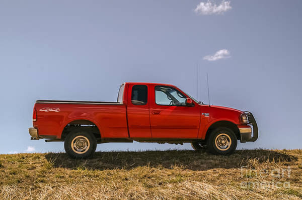 Photograph - My First Truck by Sue Smith