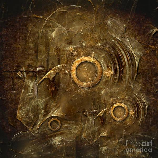 Digital Art - My Grandfather's Radio by Alexa Szlavics