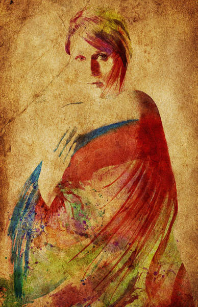 Misson Photograph - My Lovely Geisha by Lise Misson