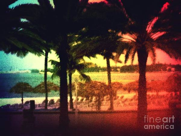 Photograph - My Paradise by Denise Tomasura