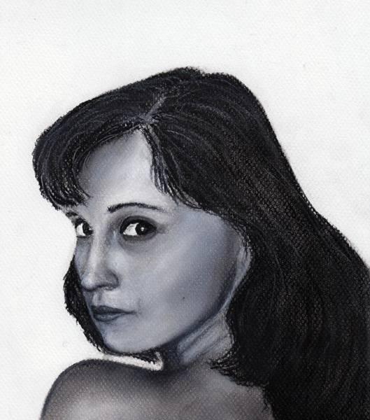 Pastel - My Sister by Anastasiya Malakhova