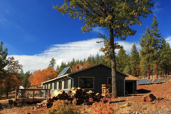 Photograph - My Solar Home by James Eddy