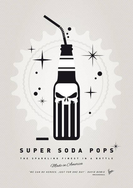Comics Digital Art - My Super Soda Pops No-15 by Chungkong Art