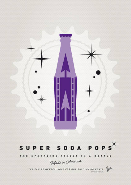 Digital Art - My Super Soda Pops No-25 by Chungkong Art