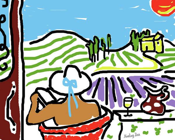 My Tuscany Dream 2 Art Print