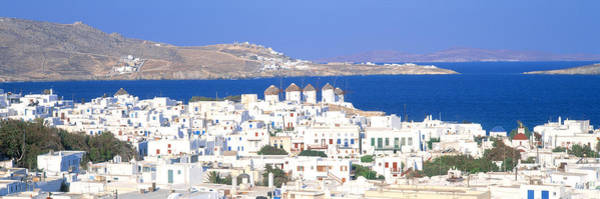 Leisurely Photograph - Mykonos, Cyclades, Greece by Panoramic Images